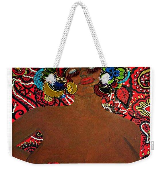 Le Grande Madame Weekender Tote Bag