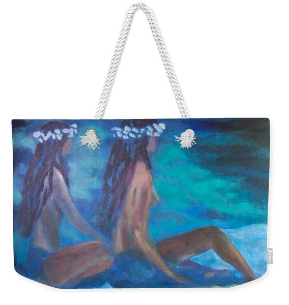 Le Hawaiane  Weekender Tote Bag