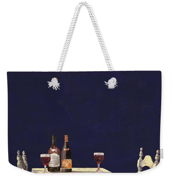 Le Ombre Della Luna Weekender Tote Bag