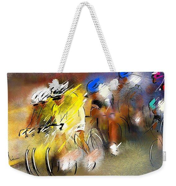 Le Tour De France 05 Weekender Tote Bag