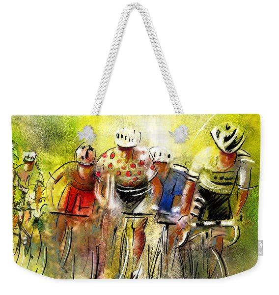 Le Tour De France 07 Weekender Tote Bag