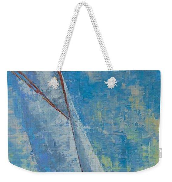 Le Voilier De Provence Weekender Tote Bag