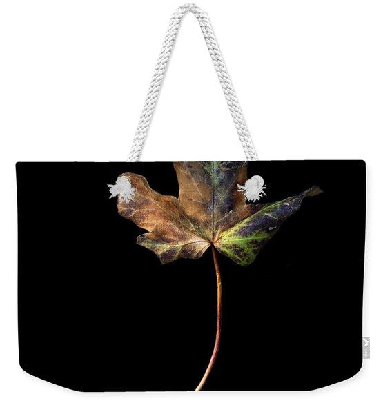 Leaf 1 Weekender Tote Bag
