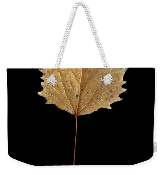 Leaf 14 Weekender Tote Bag