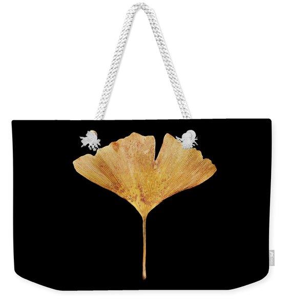 Leaf 18 Weekender Tote Bag