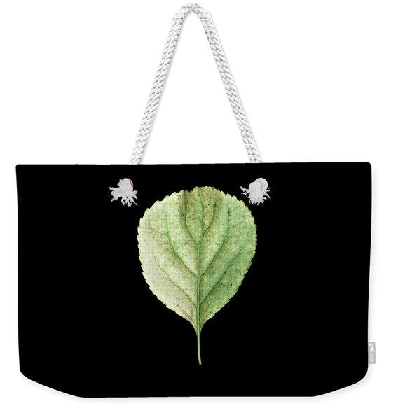 Leaf 19 Weekender Tote Bag