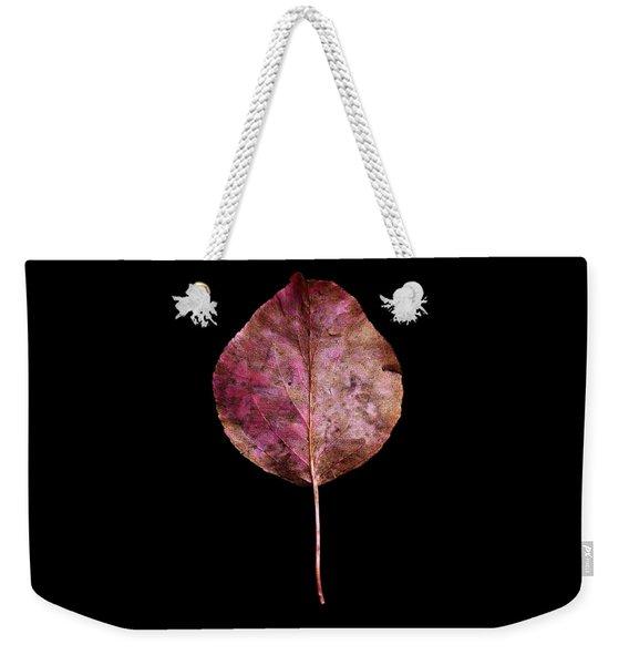 Leaf 20 Weekender Tote Bag