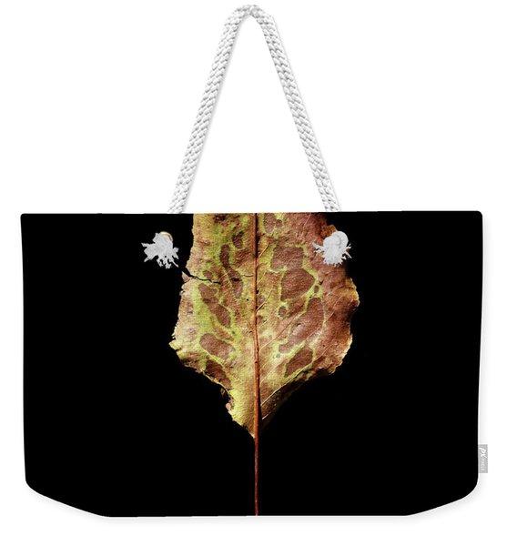 Leaf 6 Weekender Tote Bag
