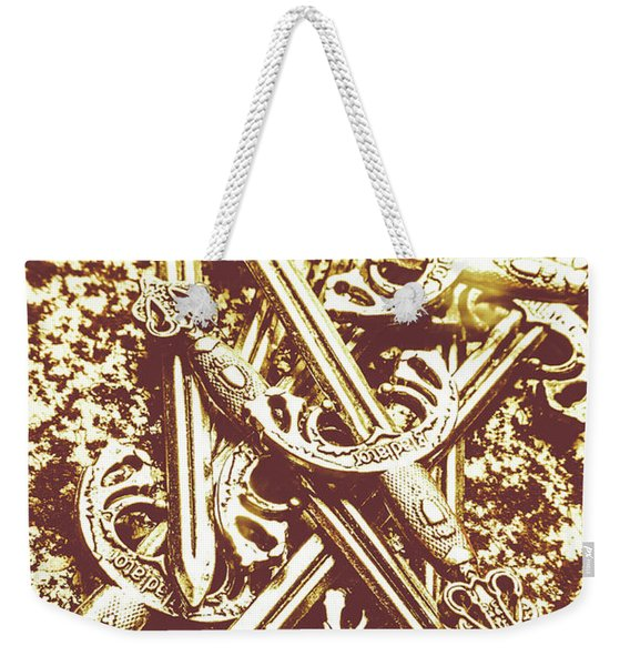League Of Legions  Weekender Tote Bag