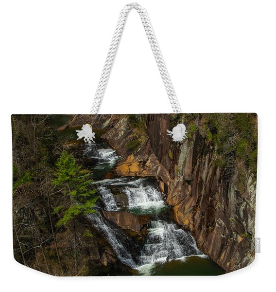 L'eau D'or Falls Weekender Tote Bag