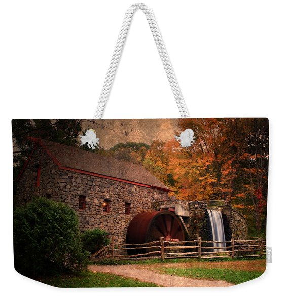 Leave A Light On For Me Weekender Tote Bag
