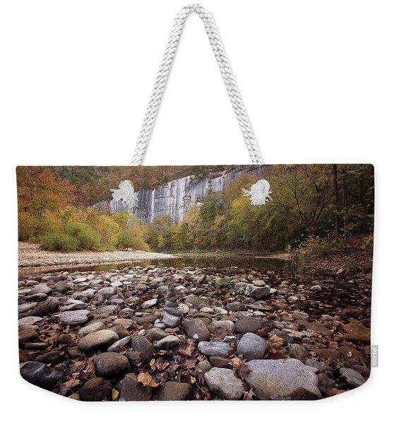 Leave No Trace Weekender Tote Bag