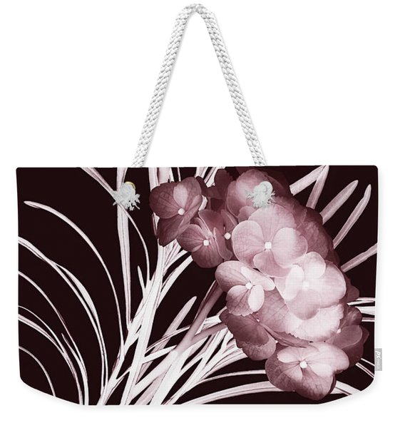 Leaves And Petals I Weekender Tote Bag