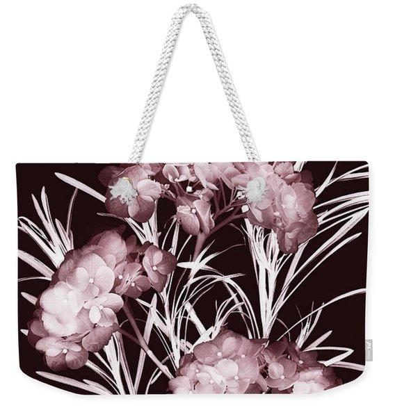 Leaves And Petals II Weekender Tote Bag