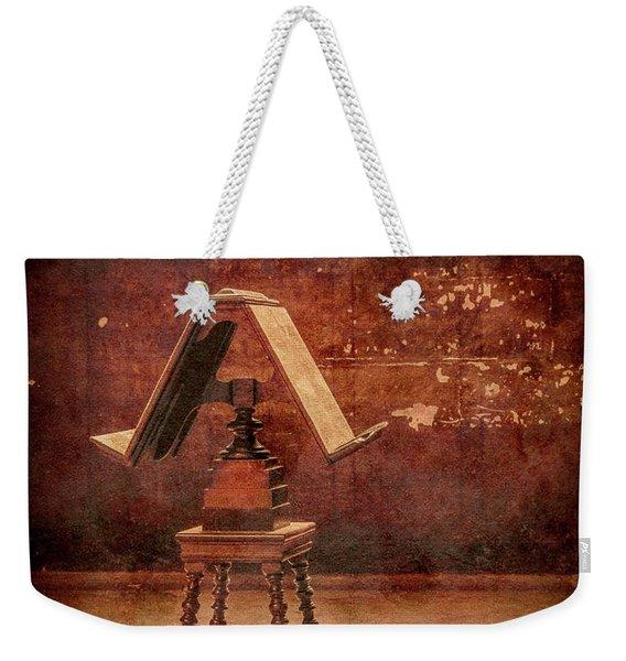 Paris, France - Lectern Weekender Tote Bag