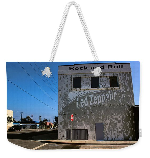 Led Zeppelin I Weekender Tote Bag