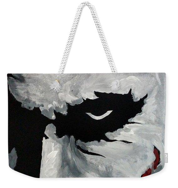 Ledger's Joker Weekender Tote Bag