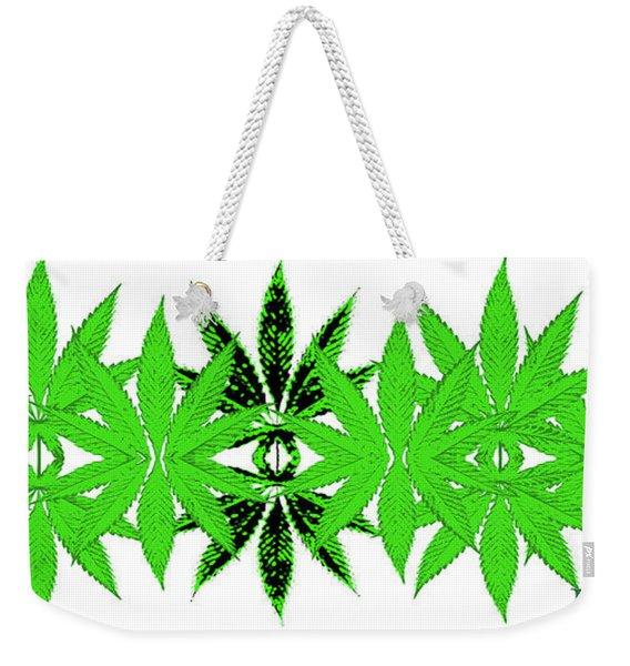 Legal Eyes Weekender Tote Bag