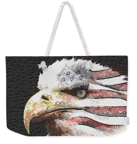 Legally Unlimited Eagle Weekender Tote Bag