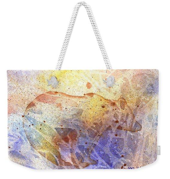 Legend Weekender Tote Bag