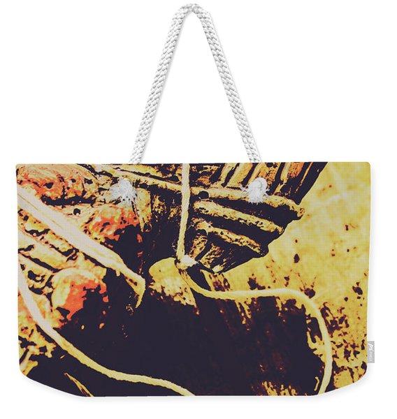 Legends Of A Fall Weekender Tote Bag