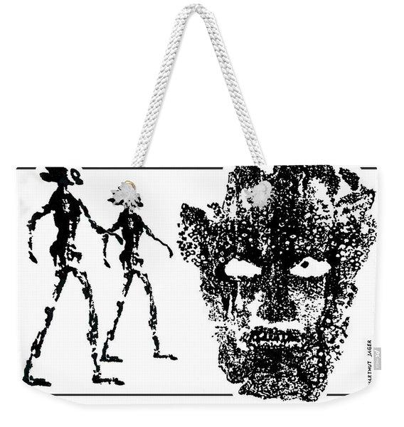 Legends  Of  Olden Times  Weekender Tote Bag