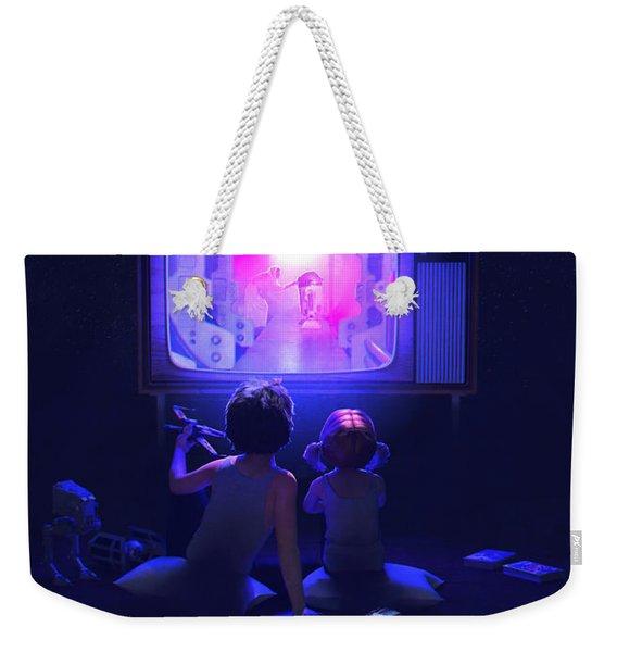 Leia Tribute Weekender Tote Bag
