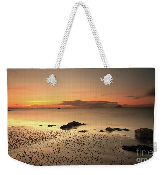 Lendalfoot Sunset Ref8962 Weekender Tote Bag