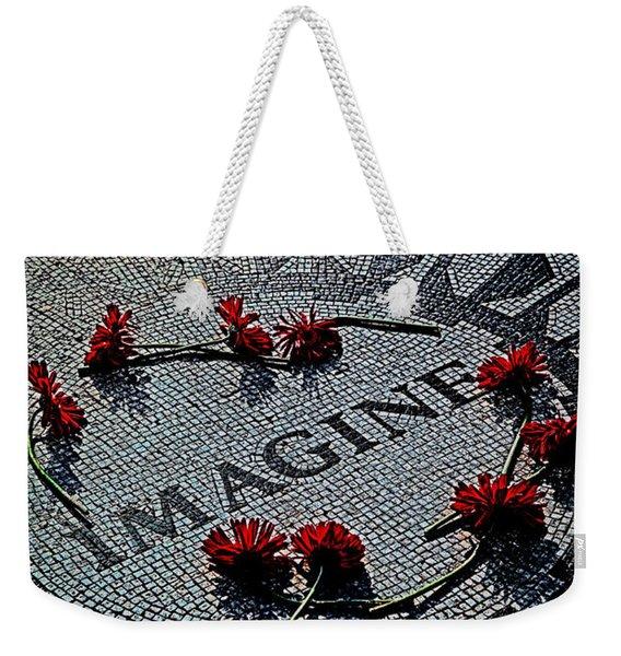 Imagine If Weekender Tote Bag