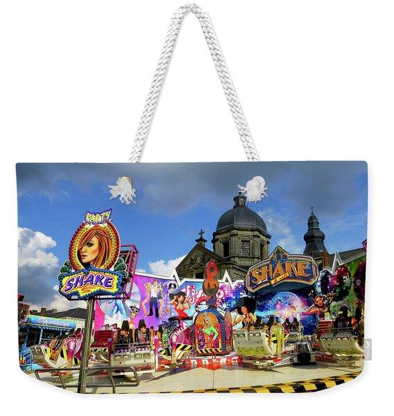 Lenten Carnival Weekender Tote Bag
