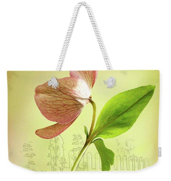 Lenton Rose 1 Weekender Tote Bag