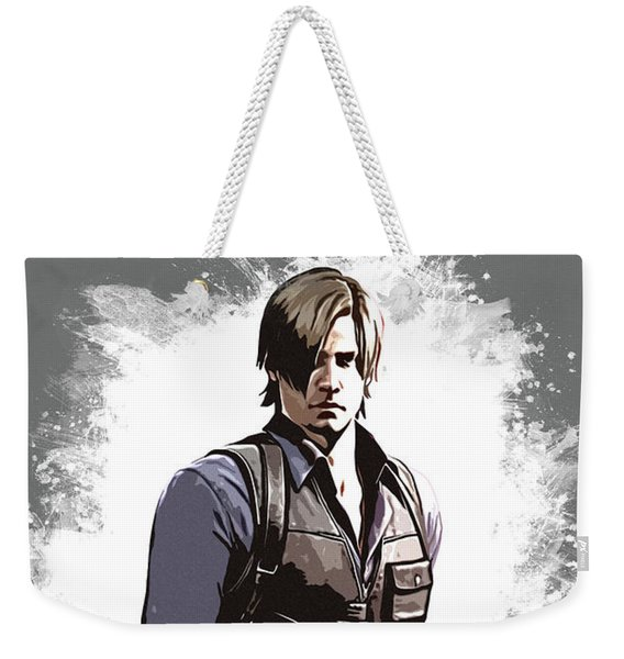 Leon S. Kennedy Weekender Tote Bag
