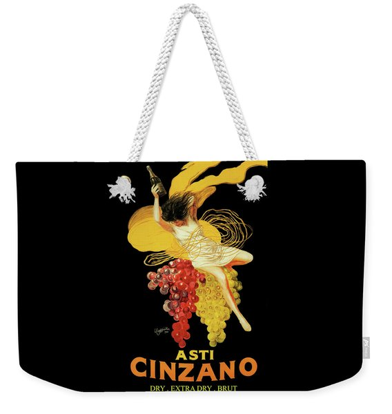 Leonetto Cappiello - Asti Cinzano Weekender Tote Bag