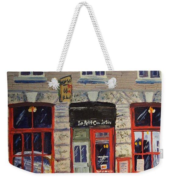 Lepetitcoinlatin Weekender Tote Bag