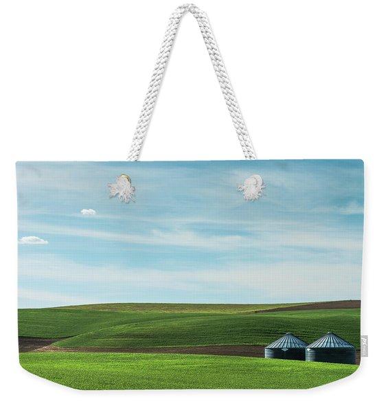 Less Is More. Weekender Tote Bag