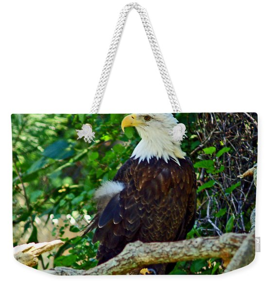 Let Freedom Ring Weekender Tote Bag