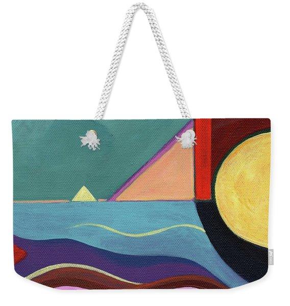 Let It Shine Weekender Tote Bag