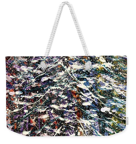 Let It Snow  Weekender Tote Bag