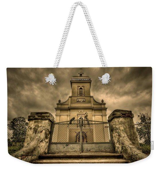 Let Love In Weekender Tote Bag