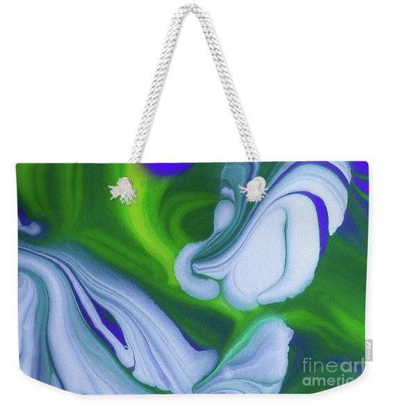Let Me Be Weekender Tote Bag