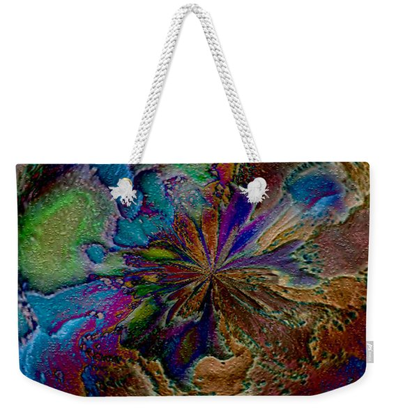 Let The Earth Bring Forth Weekender Tote Bag