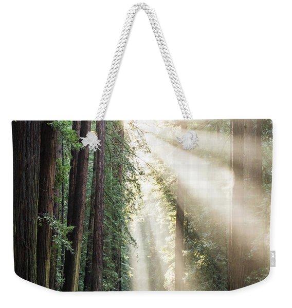 Let The Sun Shine Weekender Tote Bag