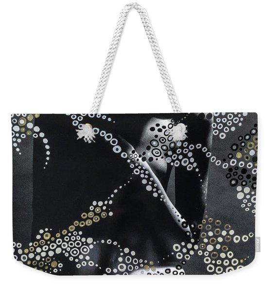 Let Us Dwell On Life Weekender Tote Bag