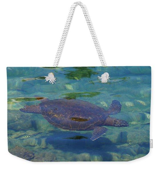 Let Us Lead The Way Weekender Tote Bag