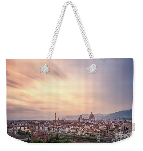 Let Your Glory Shine Weekender Tote Bag