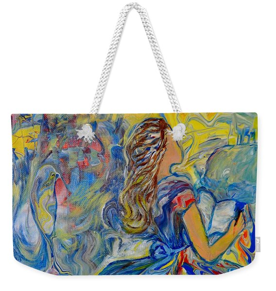 Let Your Kingdom Come Weekender Tote Bag