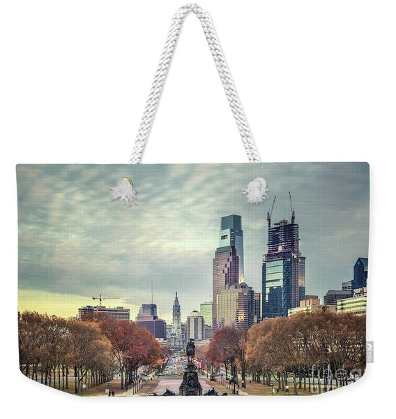 Let Your Light Shine Weekender Tote Bag