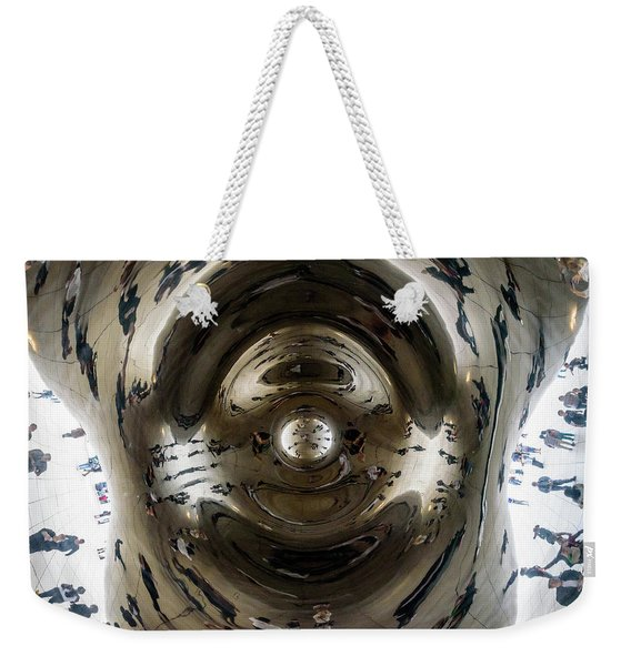 Let's Do The Time Warp Again Weekender Tote Bag