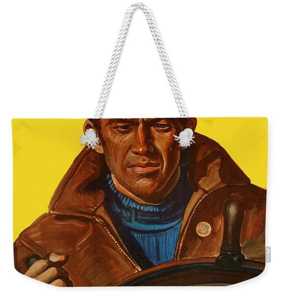 Let's Finish The Job Weekender Tote Bag