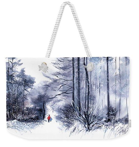 Let's Go For A Walk 2 Weekender Tote Bag